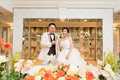 Flower and Color ~こだわりの結婚式~